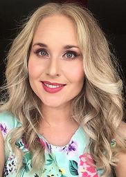 Alice Head Shot Wedding Guest Hair & Mak