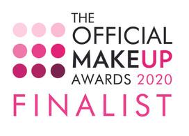Finalist - The Official Makeup Awards 2020!