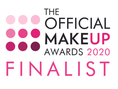 Finalist - The Official Makeup Awards 2020!