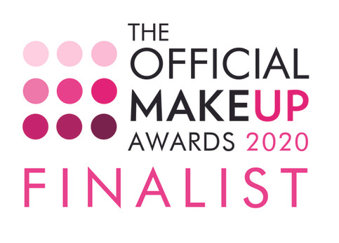 OFFICIAL MAKEUP AWARDS 2020 FINALIST - Bridal Makeup Specialsit of the Year!