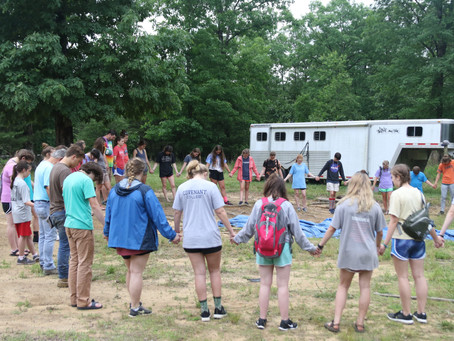 Making the camp experience meaningful