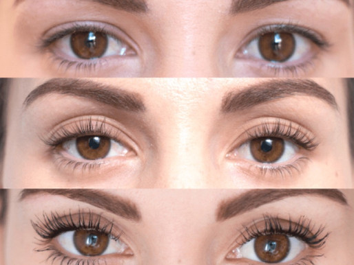 Lash Lifts - everything you need to know and why they are better than lash extensions!