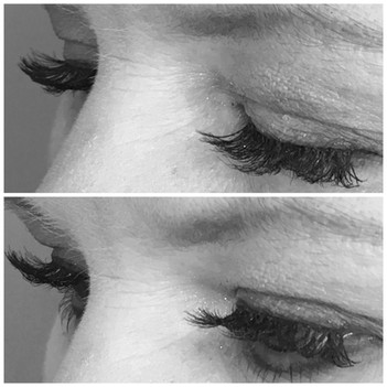 Cluster Party Lashes