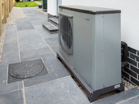 Domestic Heat Pump Recommendation
