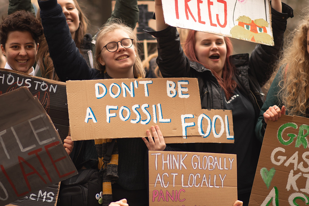 Fossil Free Campaign