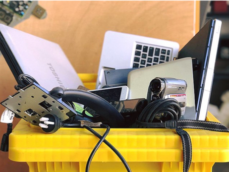 E-waste: A Growing Global Issue with Severe Environmental Repercussions