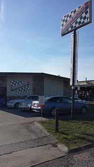 European auto garage