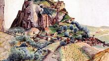 История акварельной живописи