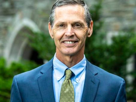 Faculty Spotlight: Dr. Steve Porth