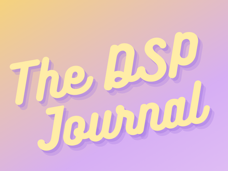 First Edition: The DSP Journal