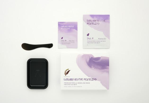 Premium Perilla Modeling Gel Mask