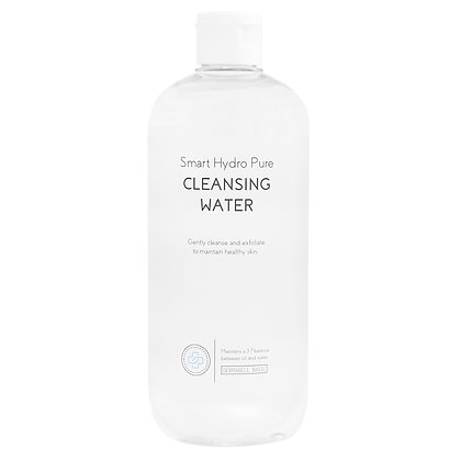 Pure Cleansing Water