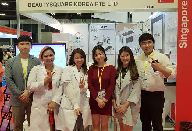 Thank you for a successful BeautyAsia experience