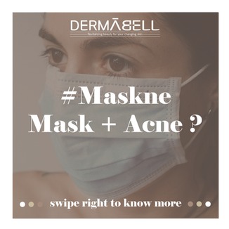 Maskne = Mask + Acne?