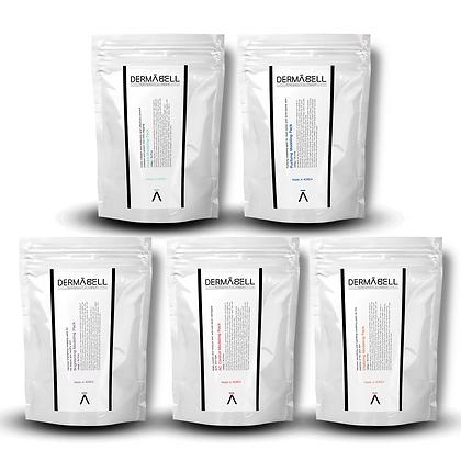 Modeling Powder Packs