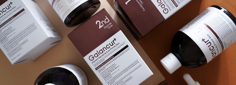Galancur skin set