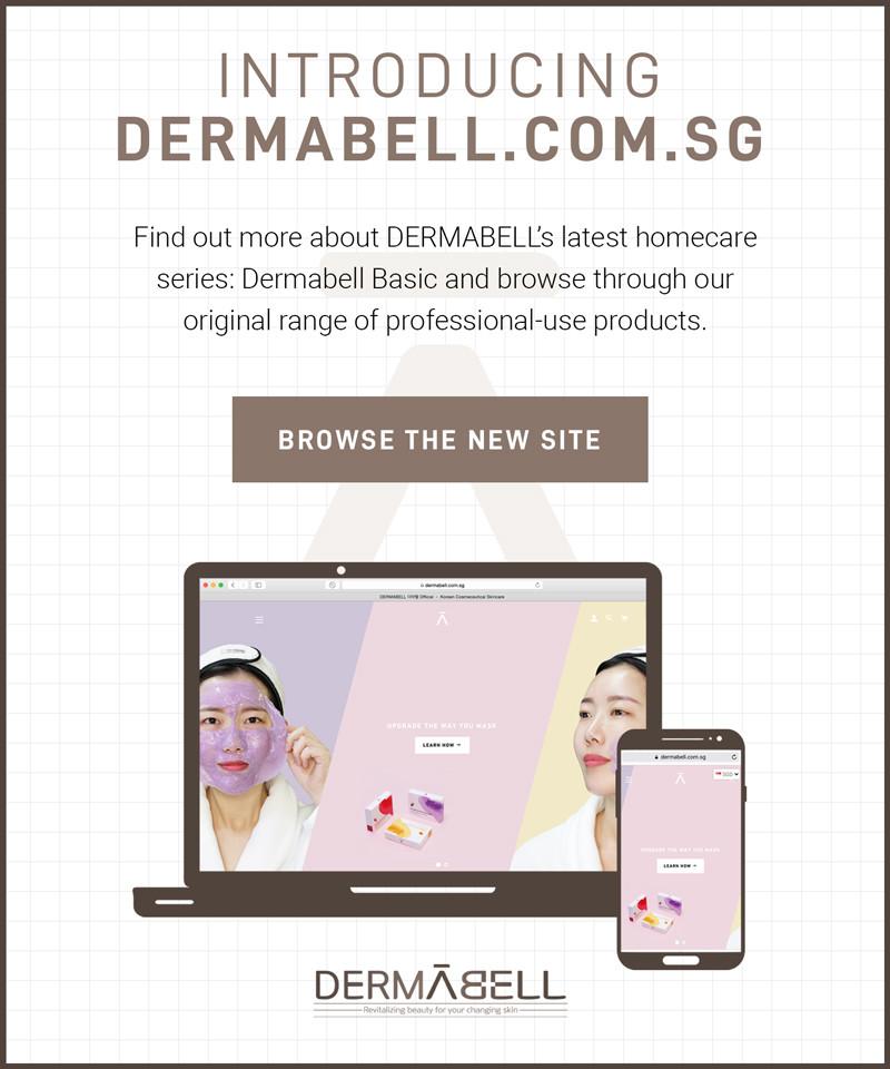 Visit DERMABELL.com.sg