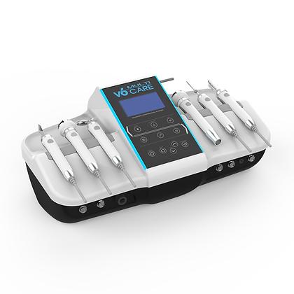 V6 Multi Care | Multifunctional Korean Skin Care Machine