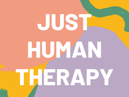 Spotlight Series - Just Human Therapy