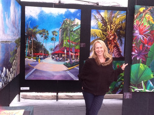 Lincoln Road I Booth Shot