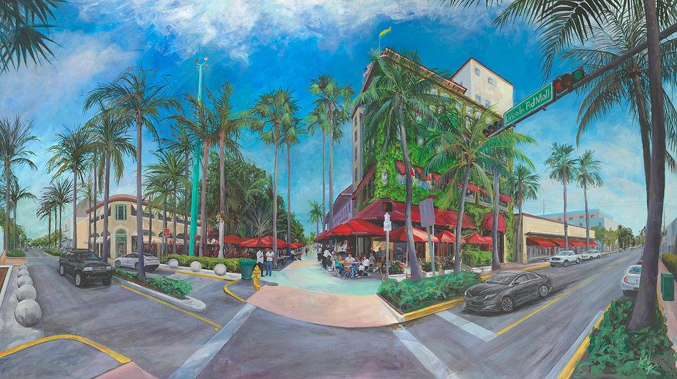 Lincoln Road III - South Beach, Miami
