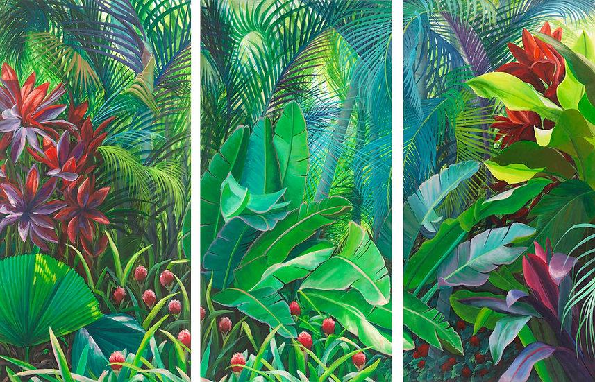 Tropical Foliage VI