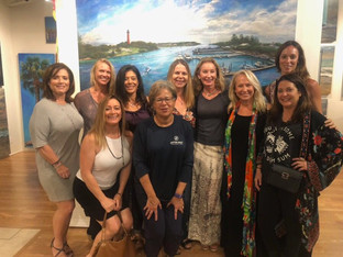 Jupiter Inlet Foundation Gallery Event