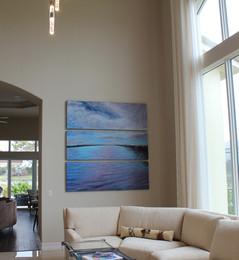 Intra Coastal Triptych