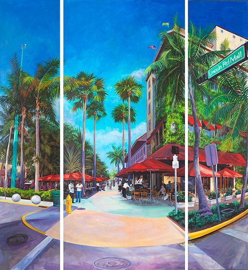 Lincoln Road II - South Beach, Miami,FL