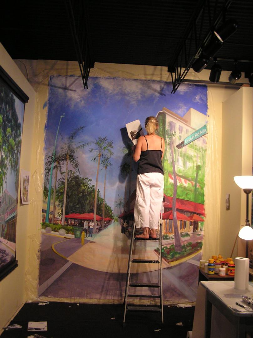 April W. Davis Art Studio