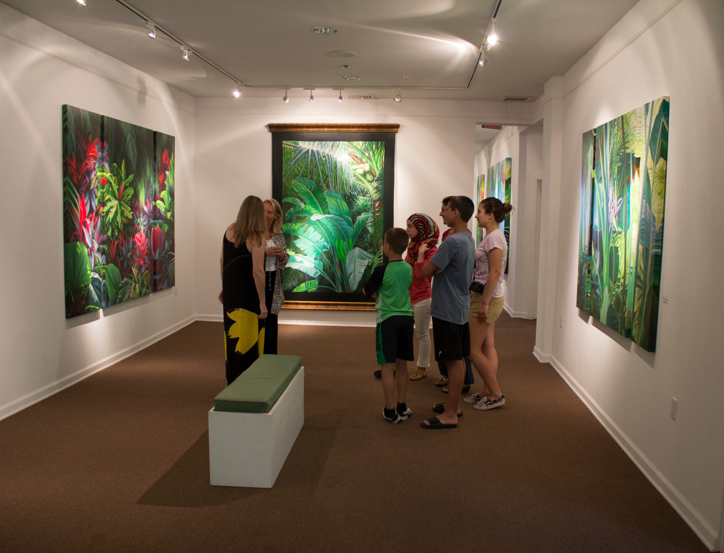 Ormond Memorial Museum Solo Exhibition.j