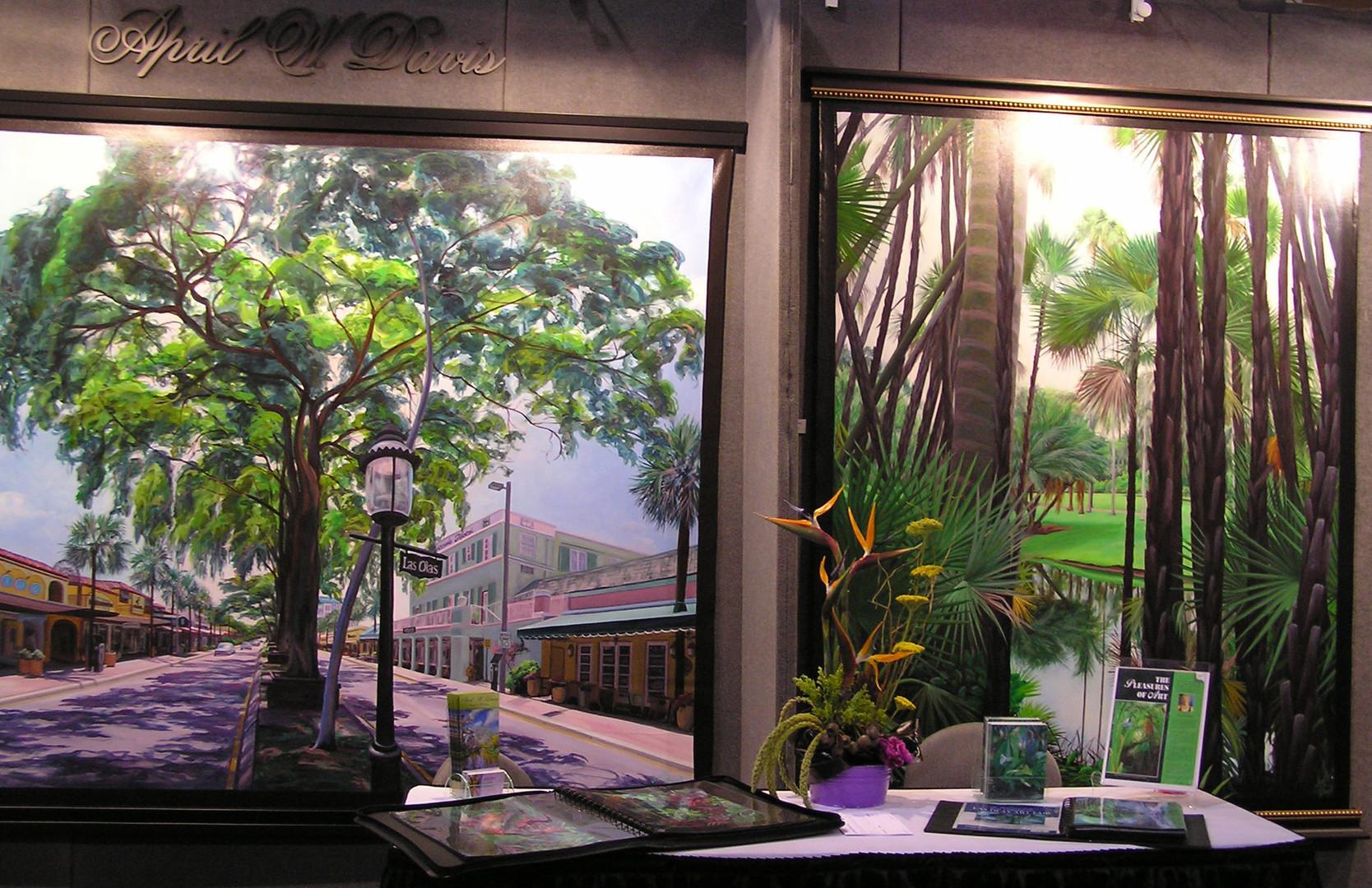 Las Olas, Fairchild Garden-Originals