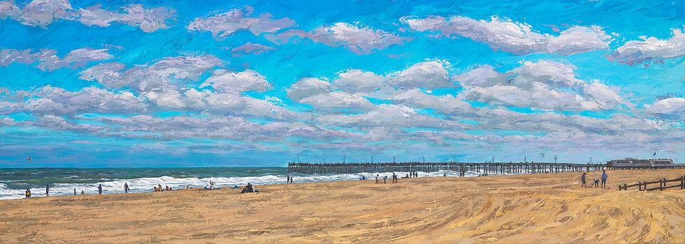 The Virginia Beach Pier I