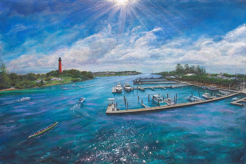 Gateway to Paradise VII - The Jupiter Inlet