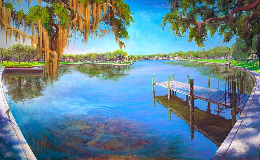 Tarpon Springs - Spring Bayou