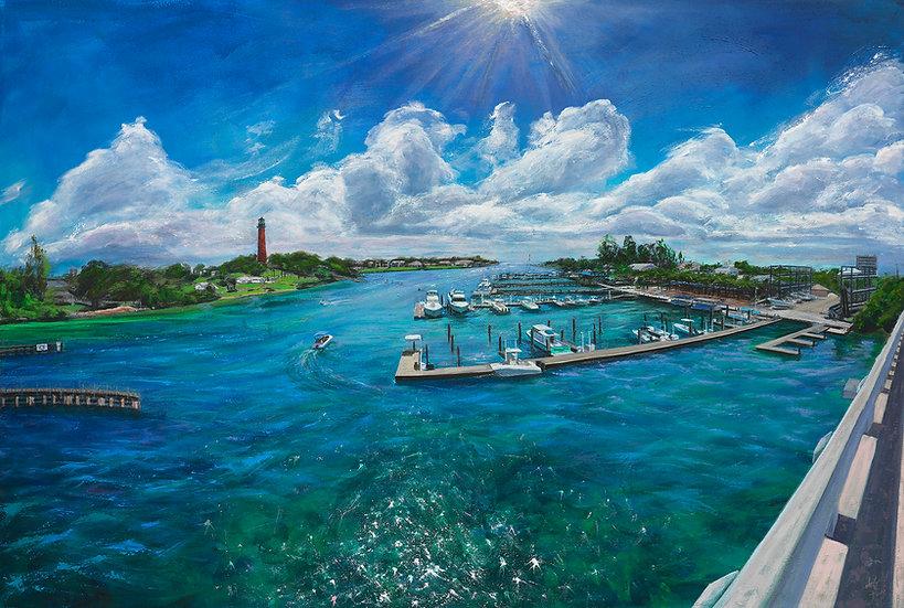 Gateway to Paradise VI - The Jupiter Inlet