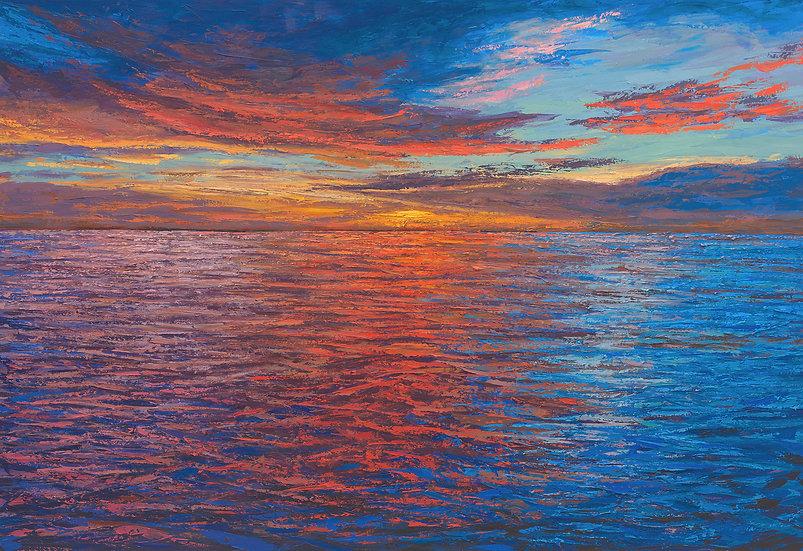 Sunset Series XVI