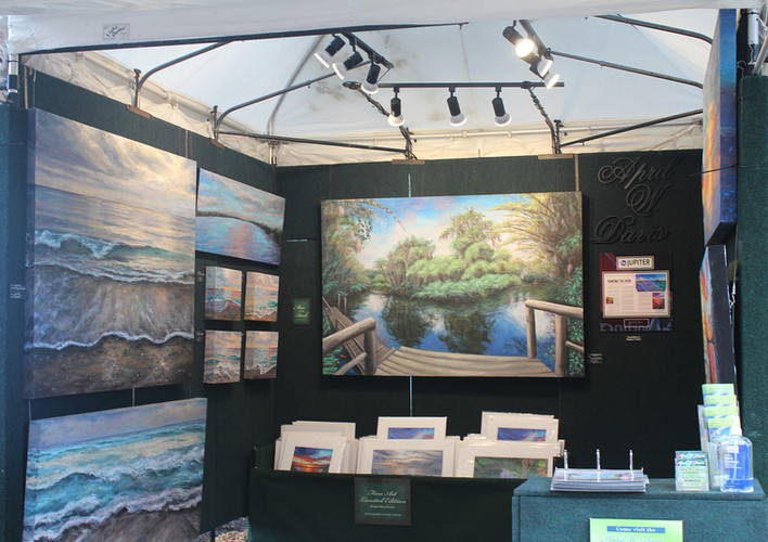 Winter Park Booth
