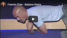 Balance Beam Illustration