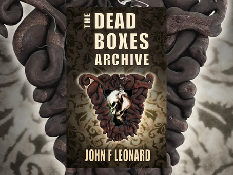 The Dead Boxes Archive - Book Review