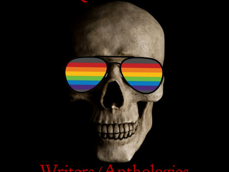 10 Queer Horror Writers/Anthologies to Support - Yvonne Miller