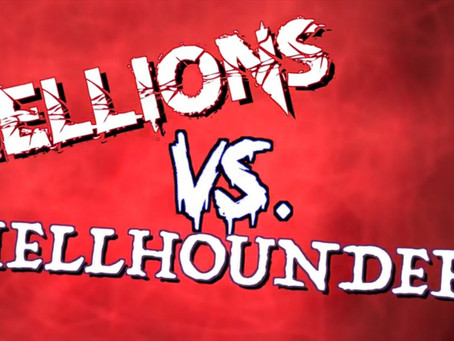 Hellions Vs Hellhounders