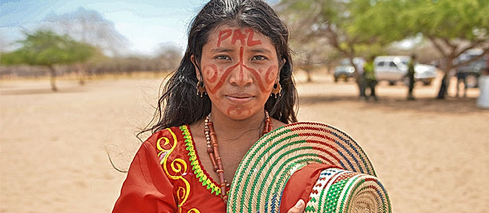 Wayuu tribe Colombia