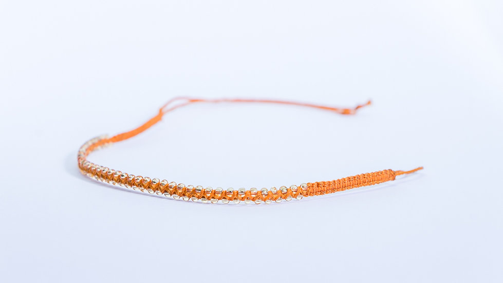 Guatapé Bracelet Orange