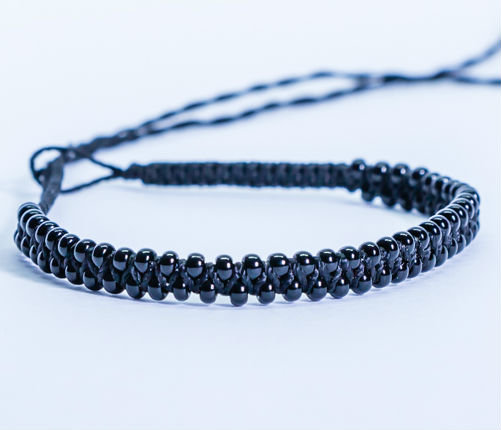 Guatapé Bracelet Black