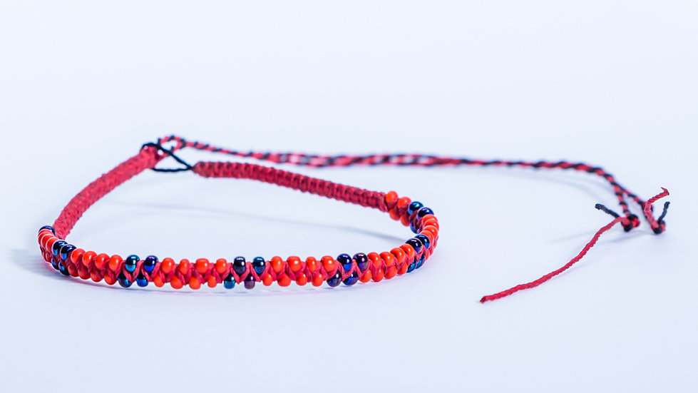 Guatapé Bracelet Coral