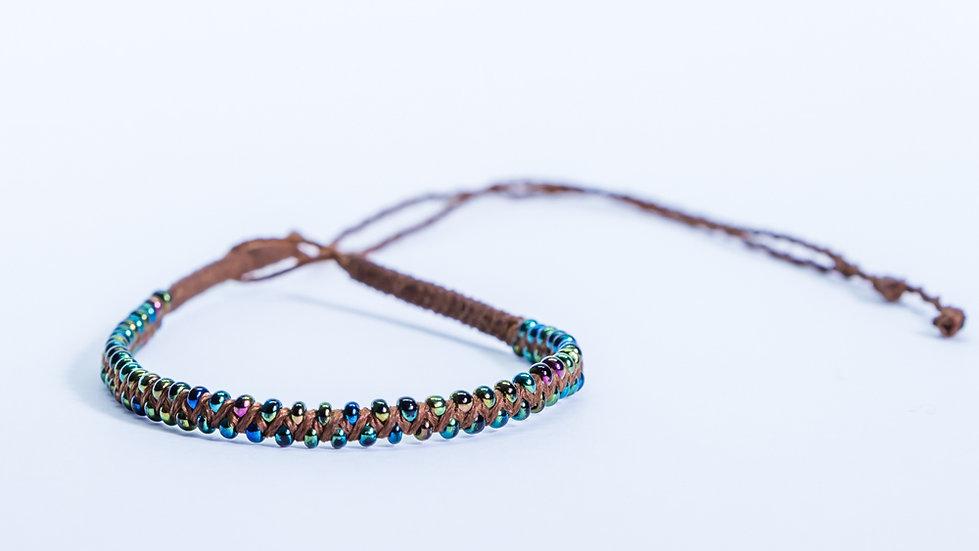 Guatapé Bracelet Taupe