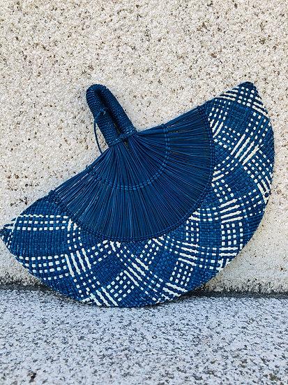 San Lorenzo Fan Blue