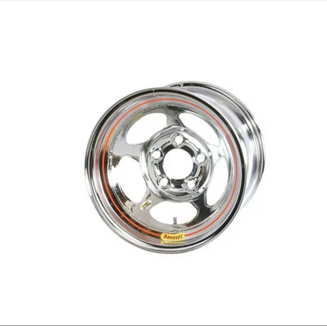 Chrome Inertia Bassett Wheel