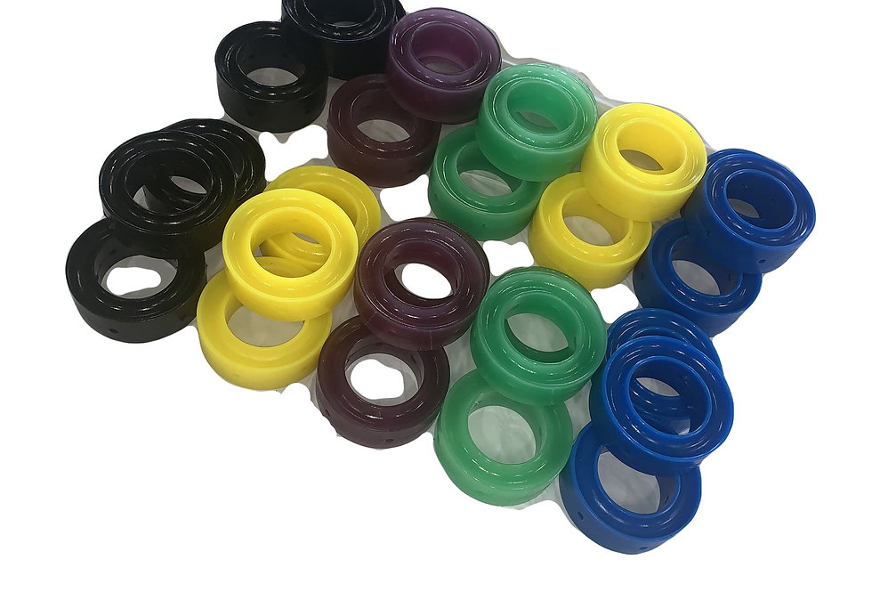 Coil Over Spring Rubber